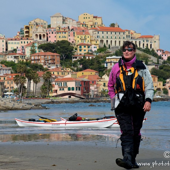 the route-antognelli-italie-kayak-Imperia-Kokatat-sea kayaking UK-reed