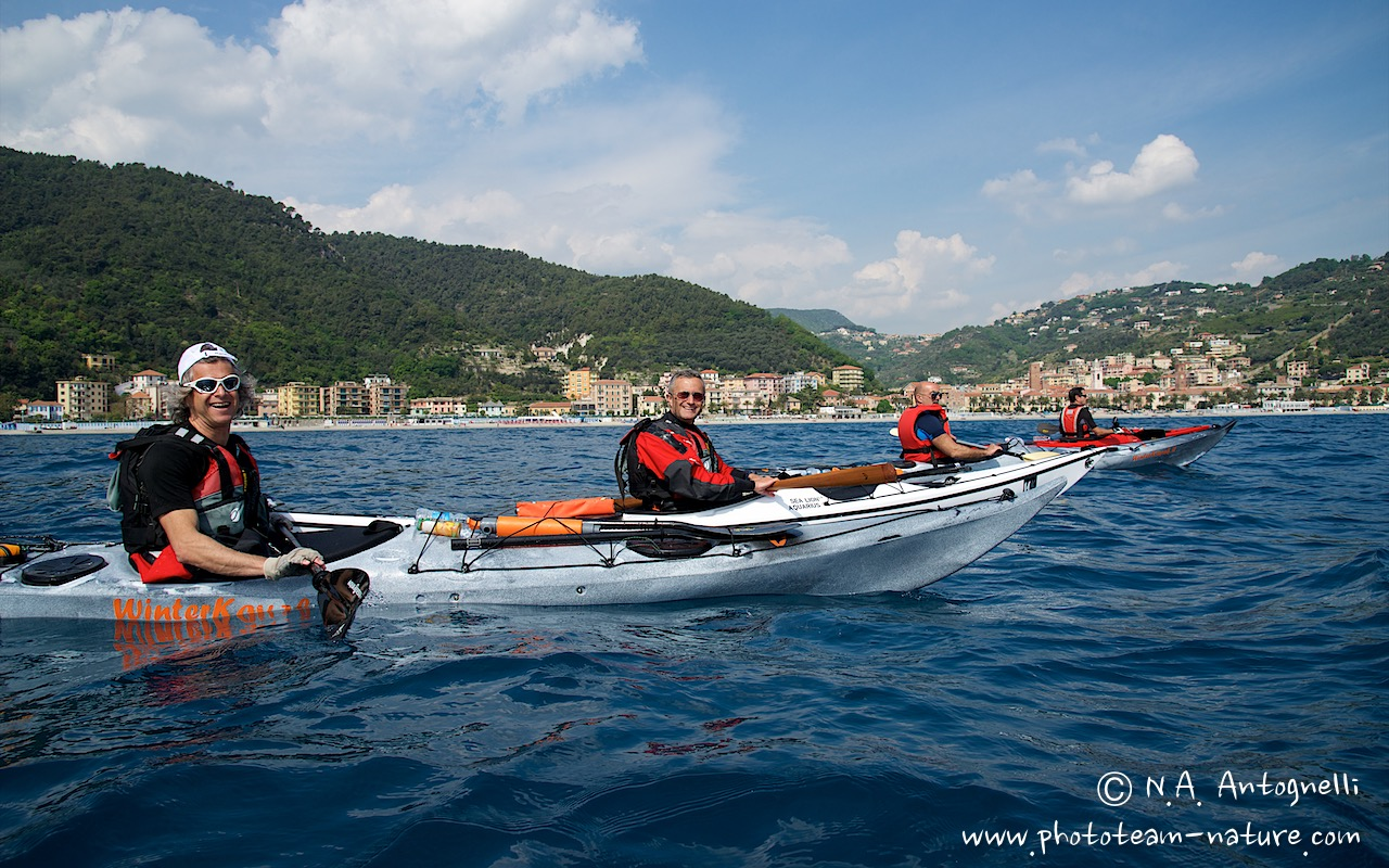 the route-antognelli-italie-kayak-Winterkayak