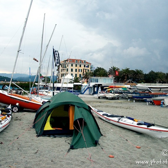 the route-antognelli-italie-kayak-Lega Navale Italiana Albisola-hilleberg