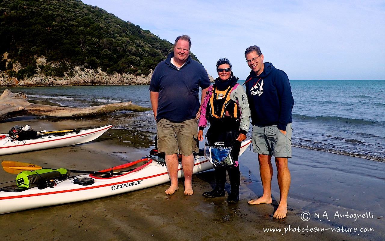 the route-antognelli-italie-kayak-Cala Di Forno